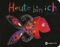 """Cover-Bild zu van Hout, Mies: Pappbuch """"Heute bin ich"""""""