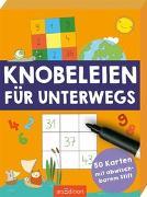Cover-Bild zu Knobeleien für unterwegs von Kiefer, Philip