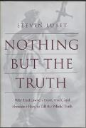 Cover-Bild zu Lubet, Steven: Nothing but the Truth (eBook)