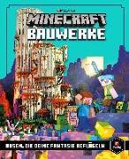 Cover-Bild zu Minecraft Bauwerke. Basen, die deine Fantasie beflügeln von Minecraft