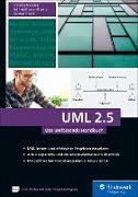 Cover-Bild zu UML 2.5 (eBook) von Kecher, Christoph