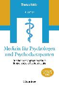 Cover-Bild zu Medizin für Psychologen und Psychotherapeuten (eBook) von Köhler, Thomas