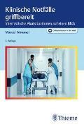 Cover-Bild zu Klinische Notfälle griffbereit von Frimmel, Marcel (Beitr.)