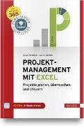 Cover-Bild zu Projektmanagement mit Excel von Schels, Ignatz