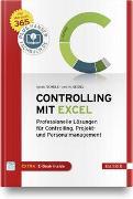 Cover-Bild zu Controlling mit Excel von Schels, Ignatz