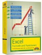 Cover-Bild zu Excel Formeln und Funktionen für 2021 und 365, 2019, 2016, 2013, 2010 und 2007: - neueste Version. Topseller Vorauflage von Schels, Ignatz