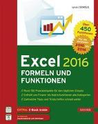 Cover-Bild zu Excel 2016 Formeln und Funktionen von Schels, Ignatz