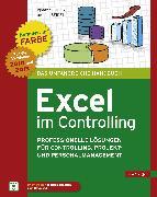 Cover-Bild zu Excel im Controlling (eBook) von Schels, Ignatz