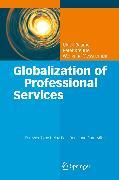 Cover-Bild zu Globalization of Professional Services (eBook) von Bäumer, Ulrich (Hrsg.)