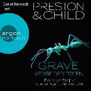 Cover-Bild zu Grave - Verse der Toten, (Gekürzte Lesung) (Audio Download) von Child, Lincoln