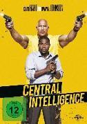 Cover-Bild zu Central Intelligence von Jason Bateman (Schausp.)