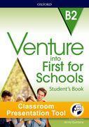 Cover-Bild zu Venture into First for Schools: Student's Book Pack von Duckworth, Michael