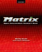 Cover-Bild zu Upper-Intermediate: Student's Book - Matrix