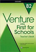 Cover-Bild zu Venture into First for Schools: Teacher's Book Pack von Duckworth, Michael
