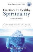 Cover-Bild zu Emotionally Healthy Spirituality (eBook) von Scazzero, Peter