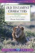 Cover-Bild zu Old Testament Characters (eBook) von Scazzero, Peter