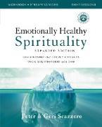 Cover-Bild zu Emotionally Healthy Spirituality Expanded Edition Workbook plus Streaming Video (eBook) von Scazzero, Peter