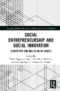 Cover-Bild zu Biggeri, Mario (Hrsg.): Social Entrepreneurship and Social Innovation (eBook)