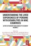 Cover-Bild zu Halvorsen, Rune (Hrsg.): Understanding the Lived Experiences of Persons with Disabilities in Nine Countries (eBook)