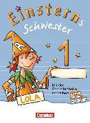Cover-Bild zu Einsterns Schwester, Erstlesen - Bayern, 1. Jahrgangsstufe, Begleitheft zum Schuber mit Übungen