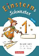 Cover-Bild zu Einsterns Schwester, Erstlesen - Bayern, 1. Jahrgangsstufe, Buchstabenheft 6 von Maurach, Jutta