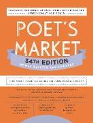 Cover-Bild zu Poet's Market 34th Edition (eBook) von Brewer, Robert Lee (Hrsg.)