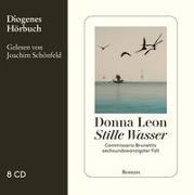 Cover-Bild zu Stille Wasser von Leon, Donna