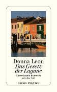 Cover-Bild zu Das Gesetz der Lagune von Leon, Donna