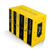 Cover-Bild zu Harry Potter Hufflepuff House Editions Paperback Box Set von Rowling, J.K.