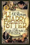 Cover-Bild zu Harry Potter und die Heiligtümer des Todes (Harry Potter 7) von Rowling, J.K.