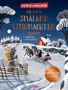 Cover-Bild zu Wie wir in Småland Weihnachten feierten von Lindgren, Astrid