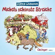 Cover-Bild zu Michels schönste Streiche (Audio Download) von Lingren, Astrid