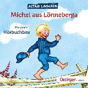 Cover-Bild zu Michel aus Lönneberga. Die große Hörbuchbox (Audio Download) von Lingren, Astrid