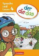 Cover-Bild zu der-die-das, Deutsch-Lehrwerk für Grundschulkinder mit erhöhtem Sprachförderbedarf, Sprache und Lesen, 4. Schuljahr, Differenzierungsblock von Foster, Heidelinde