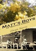 Cover-Bild zu Matt's Boys of Wattle Creek von Harris, Olwyn