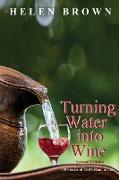 Cover-Bild zu Turning Water into Wine von Brown, Helen