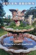 Cover-Bild zu More Water into Wine von Brown, Helen