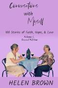 Cover-Bild zu Conversations with Myself von Brown, Helen