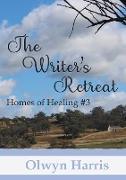 Cover-Bild zu The Writer's Retreat von Harris, Olwyn