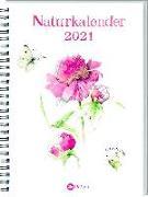 Cover-Bild zu Naturkalender 2021 von Bastin, Marjolein