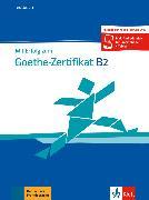 Cover-Bild zu Mit Erfolg zu Goethe B2 neu von Loumiotis, Uta