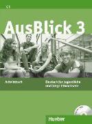 Cover-Bild zu AusBlick 03. Arbeitsbuch mit eingelegter Audio-CD von Fischer-Mitziviris, Anni