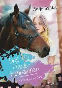 Cover-Bild zu Drei Pferdefreundinnen - Filmpferd in Not von Szillat, Antje