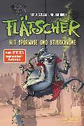 Cover-Bild zu Flätscher 3 - Mit Spürnase und Stinkkanone von Szillat, Antje