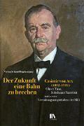 Cover-Bild zu Schmid Bagdasarjanz, Verena: Der Zukunft eine Bahn zu brechen