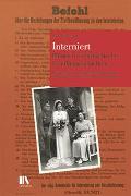 Cover-Bild zu Bill, Marie-Isabelle: Interniert