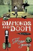 Cover-Bild zu Sedgwick, Marcus: Diamonds and Doom (eBook)