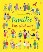 Cover-Bild zu Familie - Das sind wir! von Brooks, Felicity