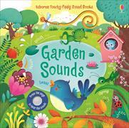 Cover-Bild zu Garden Sounds von Brooks, Felicity