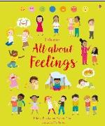 Cover-Bild zu All About Feelings von Brooks, Felicity